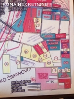 Prodajem plac u Simanovcima industrijska zona